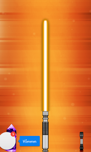 彩色激光剑