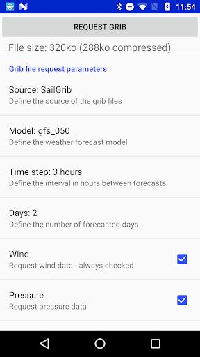 Marine Weather | SailGrib Free 2.0.1 screenshots 2
