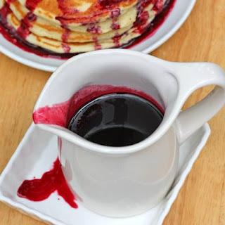 Blueberry Blackberry Syrup Recipes