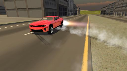 スピードカーシミュレータ:制限なし