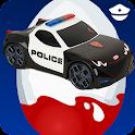 Police Car Game: Surprise Egg icon