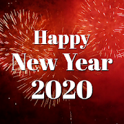 Happy New Year SMS Greeting Cards 2020