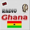 Ghana Radio - Stations icon