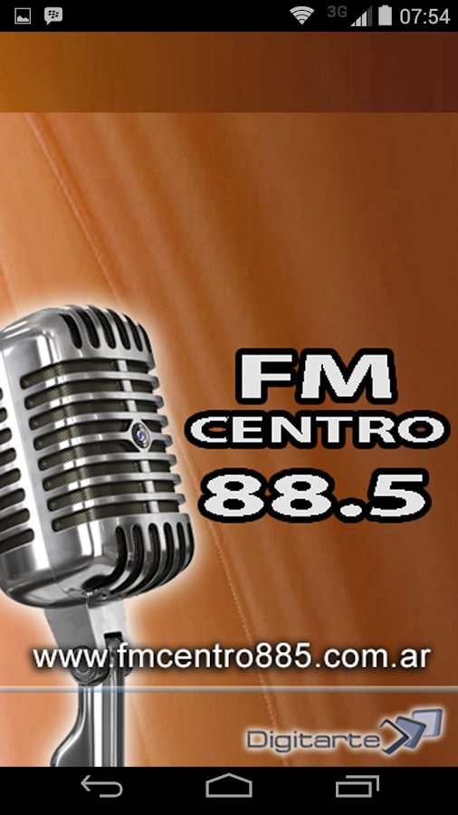 FM CENTRO JUNIN- screenshot