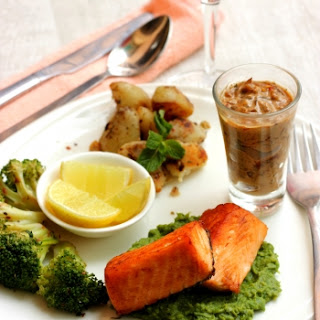 Creamy Sauce For Salmon Fillet Recipes