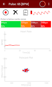 Heart Rate Variability HRV Camera 1.07