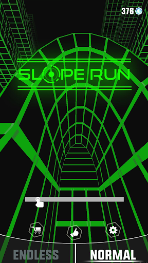 Slope Run - screenshot