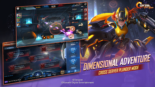 Garena Contra Returns 2