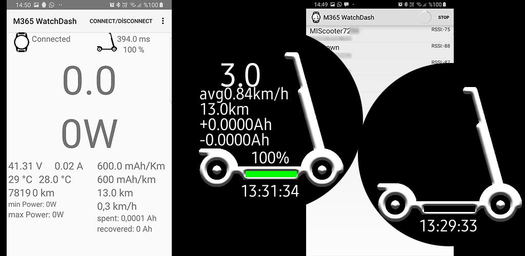 Download M365 Dash Pro for Samsung Watch (M365 WatchDash