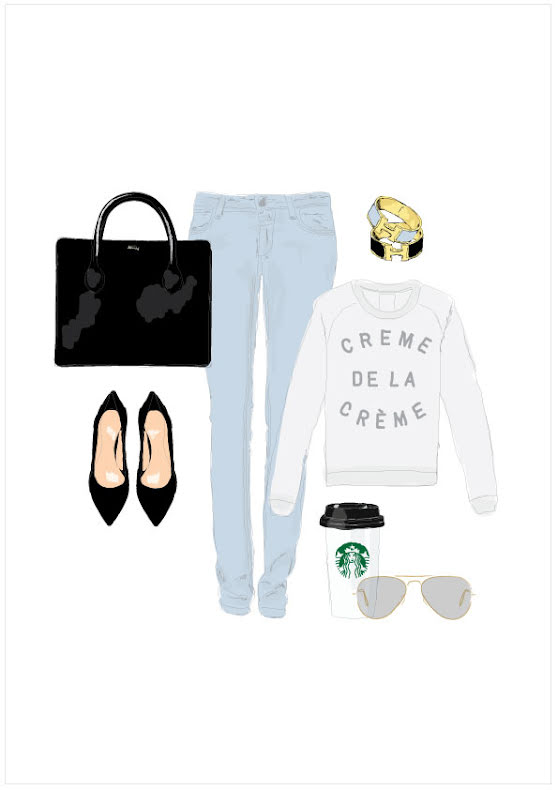 FASHION COLLAGE CLOTHES
