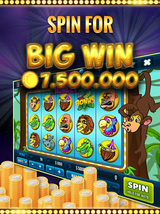 slot machine crazy monkey online