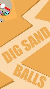 Dig Sand Roads Soccer Balls 4