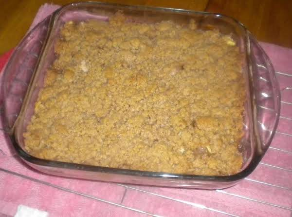 Old Fashion Apple Crisp Recipe