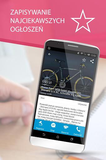 OLX - ogłoszenia lokalne screenshot