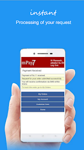 mPay7: Mobile Prepaid Recharge screenshot 3