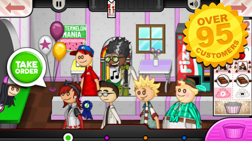 PC u7528 Papa's Cupcakeria To Go! 2
