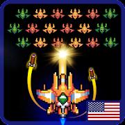 Galaxiga – Classic Arcade 11.0 APK MOD