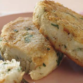 Salmon Fishcakes.