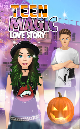 Teen Magic Love Story Games 1.8 screenshots 9