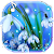 Snowdrops Blue Live Wallpaper file APK for Gaming PC/PS3/PS4 Smart TV