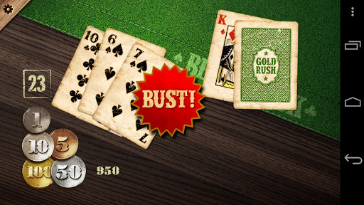 Blackjack Master - screenshot