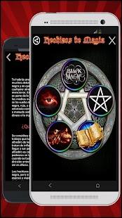 Hechizos y Conjuros de magia negra gratis - náhled