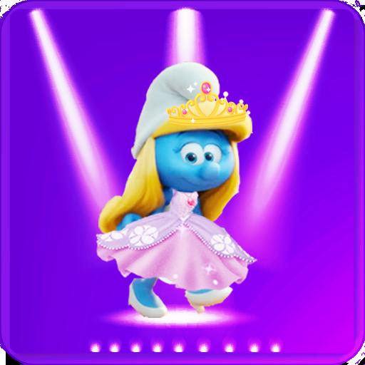 Smurfette princess world