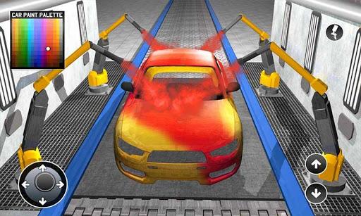 Car Maker Factory Mechanic Sport Car Builder Games 1.12 screenshots 3