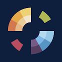 Color Gear: create harmonious palettes icon