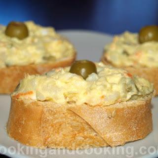 Salad Olivieh, Potato Salad