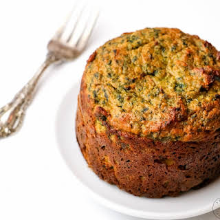Single Serving Zucchini Bread + Healthy Habit Reboot Challenge.