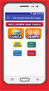 Gempa dan Cuaca di Indonesia- screenshot thumbnail