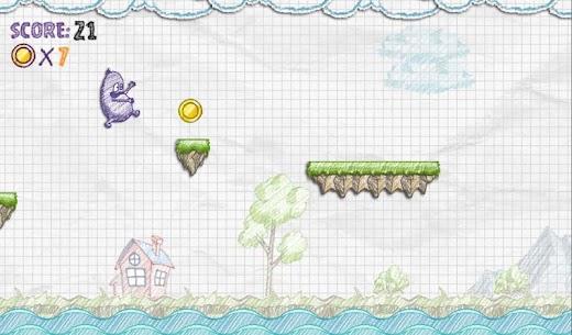 Doodle Hopper Mod Apk 1.0.2 (Unlimited Money) 4