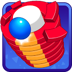 Stack Ball Jump - Helix Smash Tower 3D icon