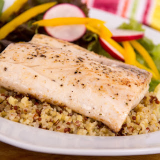 Mahi-Mahi with Quinoa and Fresh Vegetables – How to cook