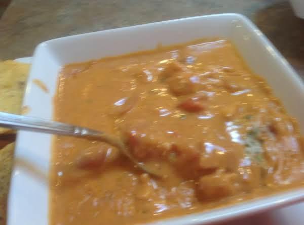 Easy Crockpot Enchilada Soup Recipe