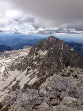 Photo: vrh Laške planje, plezanje II stopnje