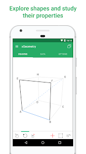 xGeometry - Geometry Solver- screenshot thumbnail
