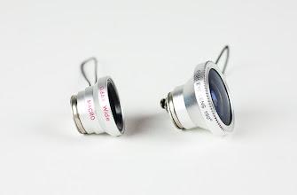 Photo: Photojojo Cell Phone Camera Lenses