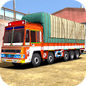 Indian Cargo Truck Simulator 3D:  Truck Driving 3D icon
