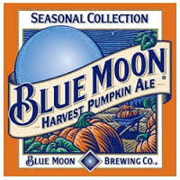 Logo of Blue Moon Harvest Pumpkin Ale