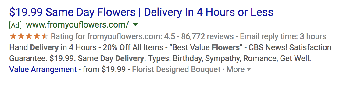 google ads offer extensions