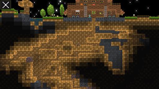 LostMiner: Block Building & Craft Game apktram screenshots 9