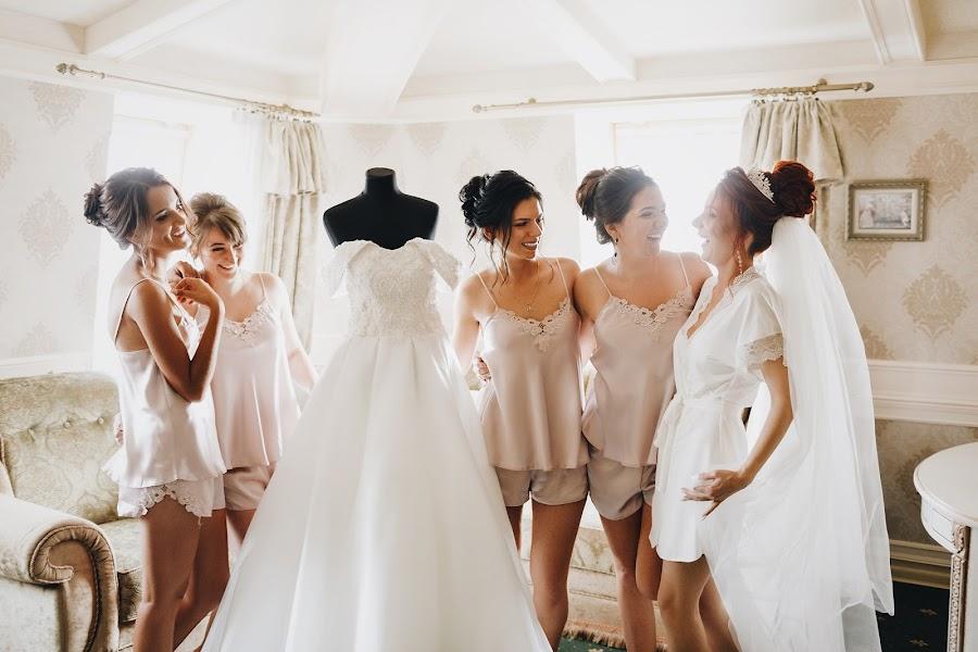Fotógrafo de bodas Volodimir Vaksman (VAKSMANV). Foto del 04.02.2019