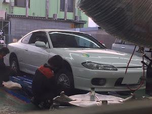 シルビア S15 のカスタム事例画像 R34を夢見る学生🔰さんの2019年01月06日20:15の投稿
