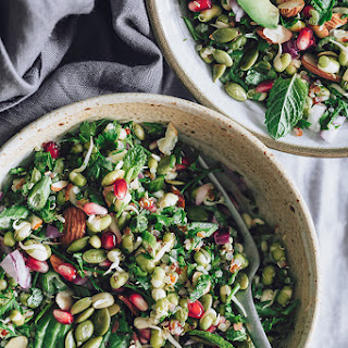 Sprouts Salad for a Gentle Detox.