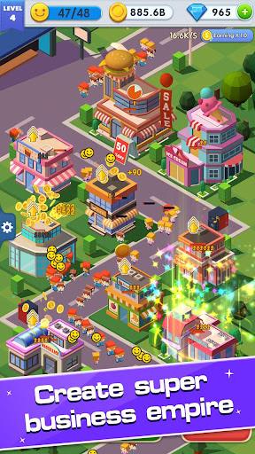 Shopping Mall Tycoon [Mod] – Phố thương mại