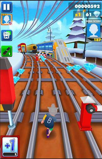 Subway Booba Metro 3 screenshots 4