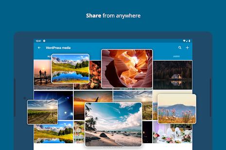 App WordPress – Website & Blog Builder APK for Windows Phone