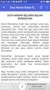 Download Doa Harian Ramadhan 2018 For PC Windows and Mac apk screenshot 5